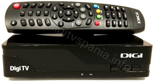 Aparate Digi Tv Hd