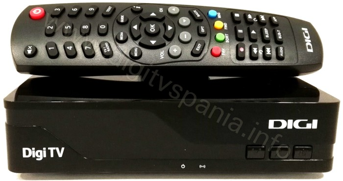 Aparate Digi Tv Hd